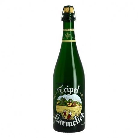 Tripel KARMELIET Bière Belge Blonde Triple 75cl