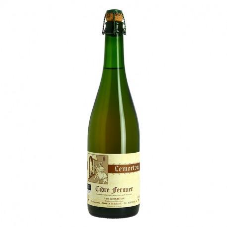 Lemorton Cidre Fermier Brut  75 cl