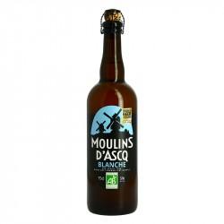 Moulins d'Ascq Blanche 75cl bio