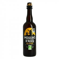 Moulins d'Ascq Blonde 75cl bio