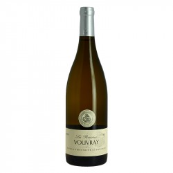 Vouvray Sec Les Perrières Domaine Le Capitaine Vin Blanc de la Loire
