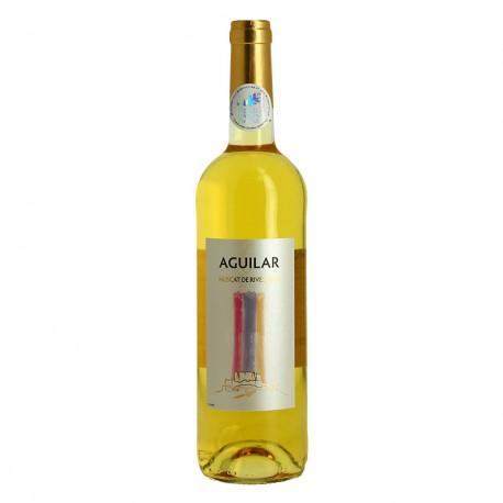 AGUILAR Muscat de Rivesaltes Vin Blanc du Roussillon