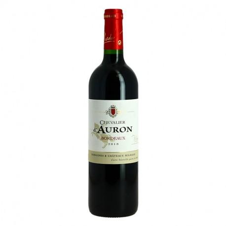 CHEVALIER D'AURON Vin de Bordeaux Rouge Domaines & Châteaux Milhade