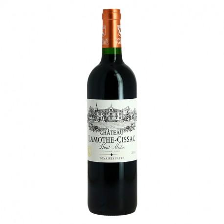 Château Lamothe Cissac Haut Médoc Vin rouge de Bordeaux