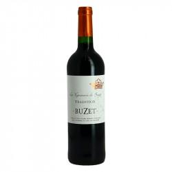 Vin Buzet Tradition Vin Rouge du Sud-Ouest 75 cl