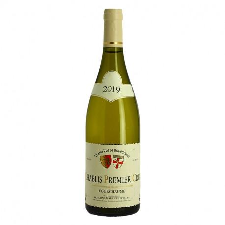 Chablis 1er Cru Fourchaume du Domaine Lecestre Vin Blanc de Bourgogne