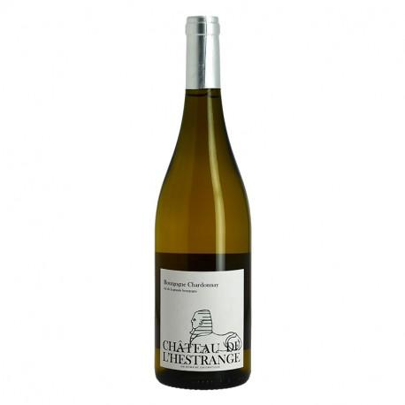 Bourgogne Chardonnay Vin Blanc du CHATEAU de l'HESTRANGE