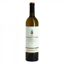 Villa Chambre d'Amour vin blanc moelleux Lionel Osmin