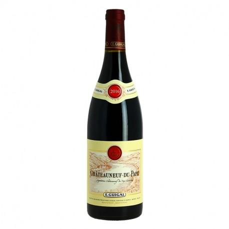 Châteauneuf du Pape Vin Rouge 2016 par Guigal