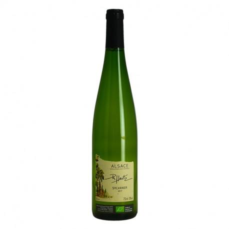 SYLVANER Vin BIO d'Alsace par Philippe Heitz