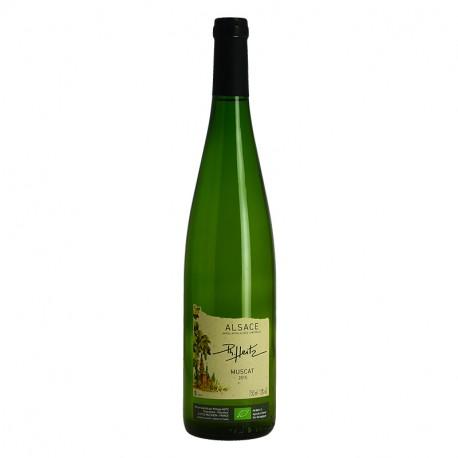 Muscat d'Alsace Vin blanc Biologique par Philippe Heitz