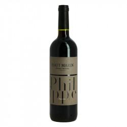 HAUT MARIN Cuvée Philippe Côtes de Gascogne Vin Rouge