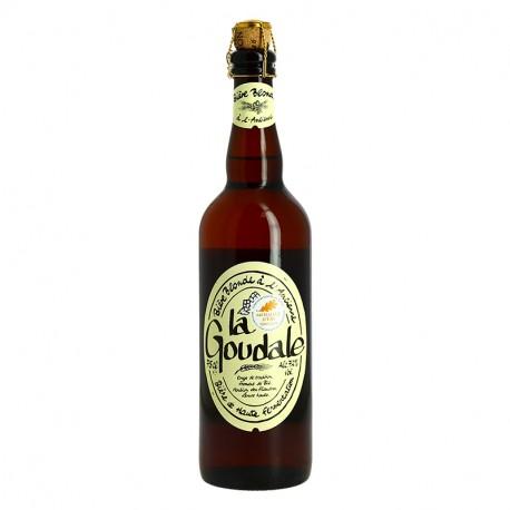 La Goudale Bière Blonde 75cl
