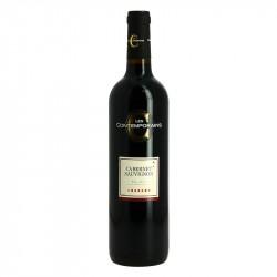 LES CONTEMPORAINS CABERNET SAUVIGNON Vin Rouge de Pays d'Oc