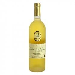 DUCHESSE de GRAMAN Bordeaux  BLANC MOELLEUX 75 cl