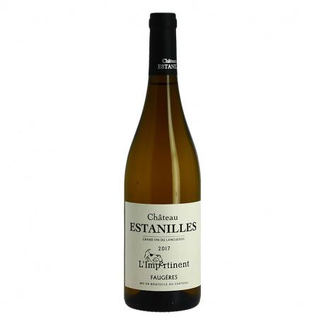 IMPERTINENT Château des ESTANILLES FAUGERES Vin Blanc du Languedoc