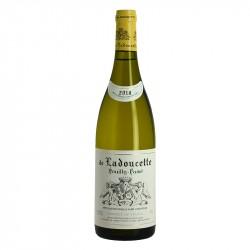 Pouilly Fumé Ladoucette 2018 Vin Blanc de la Loire