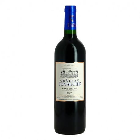 Château Fonsèche Vin Rouge de Bordeaux Appellation Haut Médoc