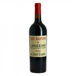 Les Darons Vin Rouge du Languedoc By Jeff Carrel