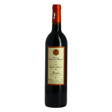 Minervois Esprit d'Automne Dom Borie de Maurel Vin BIO du Languedoc