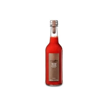 nectar de fraise millat 33cl