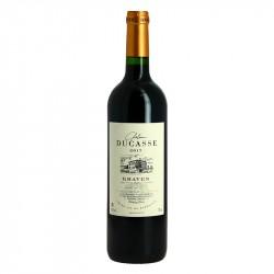 Château Ducasse Graves Vin de Bordeaux Rouge