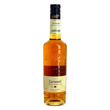 GIFFARD Liqueur COGNAC & CARAMEL 70 cl