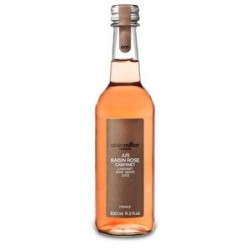 Jus de raisin rose cabernet milliat 33cl