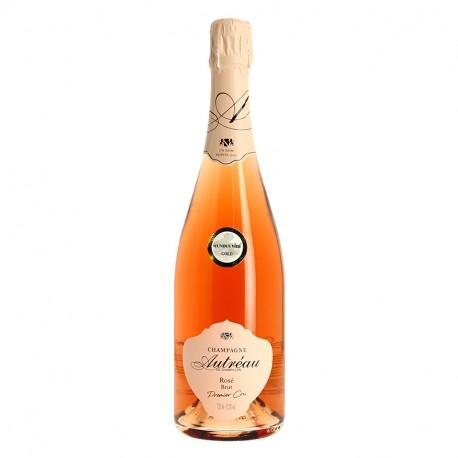 Champagne Rosé Autréau Champagne Brut Rosé 75 cl