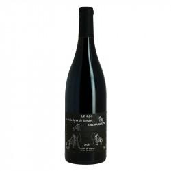 Cuvée MAMMOUTH 100% SYRAH Vin Rouge du Domaine Le Roc