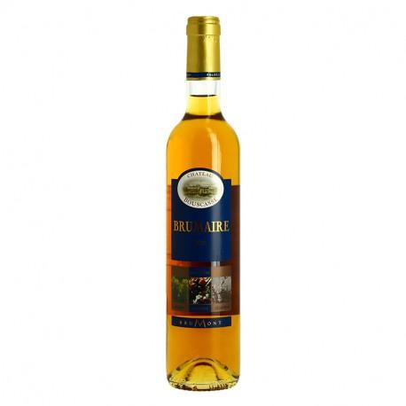 BRUMAIRE Vin Moelleux Château Bouscassé 50 cl