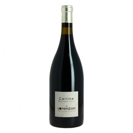LORENZON Mercurey Vin de Bourgogne Rouge 1er Cru Carline