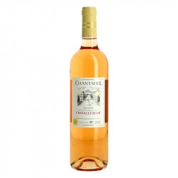 Cinsault Chantarel Vin rosé du Languedoc