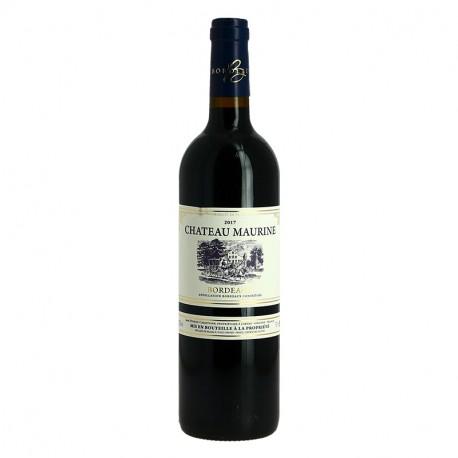 Château Maurine Vin de Bordeaux Rouge Boisé