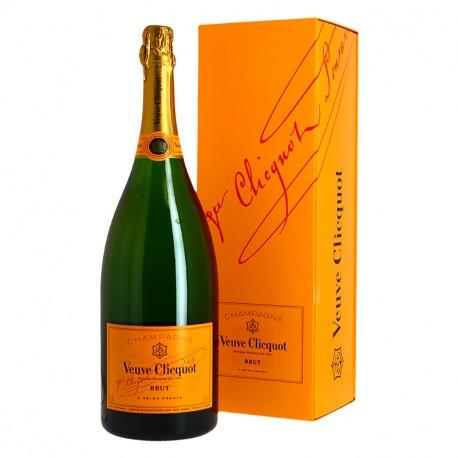 champagne Veuve Clicquot en Magnum Champagne Brut