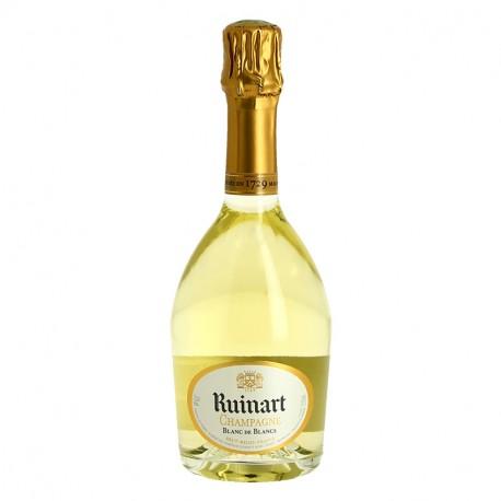 Champagne RUINART Blanc de Blanc demi bouteille 37.5 cl
