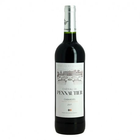 Château PENNAUTIER Vin du Languedoc Rouge Cabardès