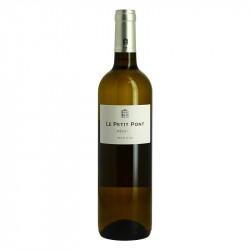 Le PETIT PONT blanc 75cl vin blanc du Pays d'Oc