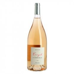 Caringole  Rosé Domaine la croix Belle Magnum  Côtes de Thongues