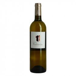 Château POITEVIN Bordeaux Blanc Label Terra Vitis