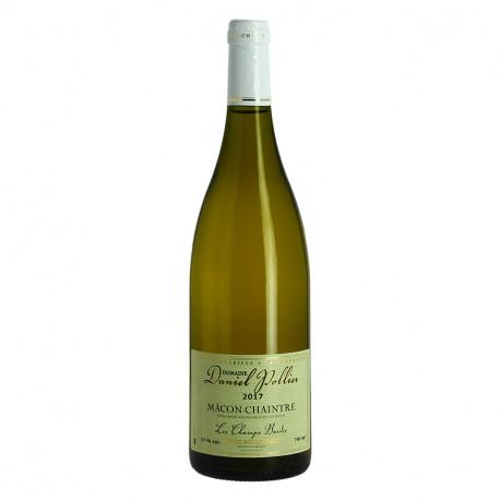 Macon Chaintré par Domaine Daniel Pollier Vin Blanc de Bourgogne