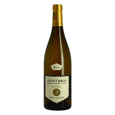 Saint Bris Sauvignon Caves de Bailly Lapierre Vin de Bourgogne