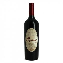 Puydeval Vin du Languedoc Rouge IGP Pays d'Oc par Jeff Carrel