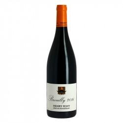 Vin BROUILLY Henry FESSY Vin Rouge du Beaujolais