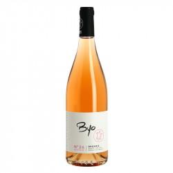 UBY rosé Bio Domaine UBY Vin Rosé Bio N°26