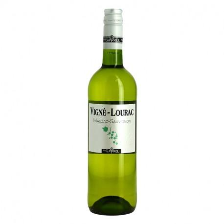 Vigné Lourac Mauzac Sauvignon VDP Côtes du Tarn Vin Blanc