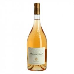 Whispering Angel Côtes de Provence Rosé d'Esclans Magnum de vin rosé