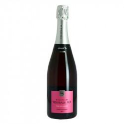 Champagne Serveaux champagne Rosé 75 cl