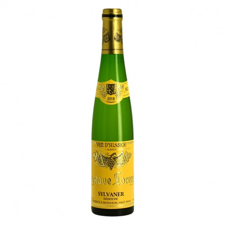 Sylvaner Gustave Lorentz 37.5 cl Vin blanc d'Alsace