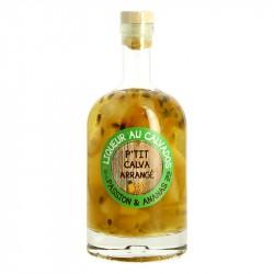 P'tit Calva Arrangé Passion Ananas 50 cl Liqueur au Calvados